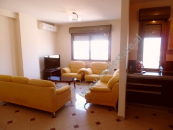 Three bedroom apartment for rent in Bardhok Biba in Tirana. The apartment is situated on the 11th f