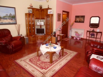 Three bedroom apartment for sale in Reshit Collaku Street in Tirana.