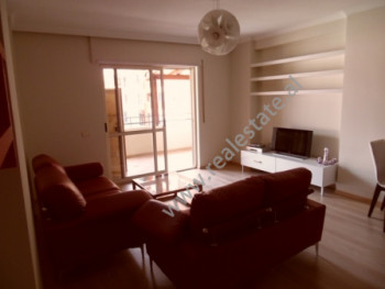 Two bedroom apartament for rent in Bogdaneve Street in Tirana.
