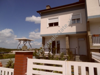 Three storey villa for rent in Lunder area in Tirana.