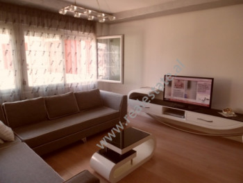 Two bedroom apartment for sale in Selita e Vjeter Street in Tirana. The apartment is situated on th