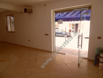 Store for rent in Kavaja Street in Tirana.