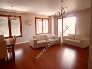 Two bedroom apartment for rent in Gjergj Fishta Boulevard in Tirana. The apartment is situated on t
