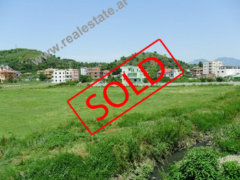 Land for sale in the end of Shaban Bardhoshi Street in Tirana.