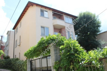 Three storey villa for rent in Oso Kuka Street in Tirana.