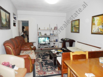 Apartment for sale in Petro Marko Street in Tirana. It is located on the ground floor in an old bui