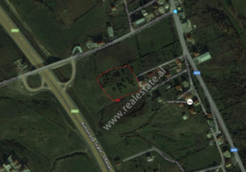 Land for sale in Haxhi Dushku in Tirana.