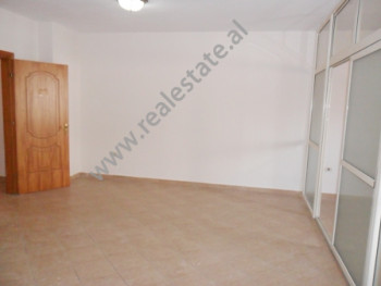 Three bedroom apartment for office for rent near Naim Frasheri Street in Tirana. It is situated on