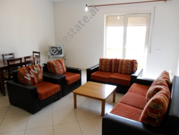 Apartment for rent in Don Bosko area in Tirana. It is situated on the 6-th floor in a new complex o