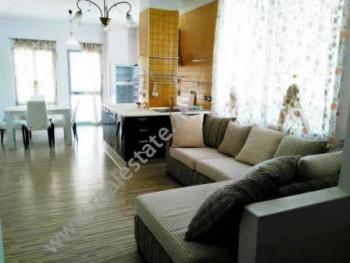 Apartament modern 2 + 1 me qera ne rrugen Islam Alla ne Tirane. Apartamenti ndodhet ne katin