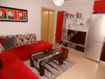 Two bedroom apartment for rent close to Muhamed Gjollesha Street in Tirana.