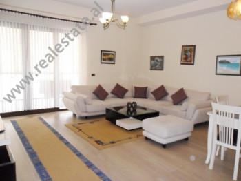 Apartament 2 + 1 me qera ne rrugen Ibrahim Rugova ne Tirane. Ndodhet ne katin e 6-te ne nje pallat