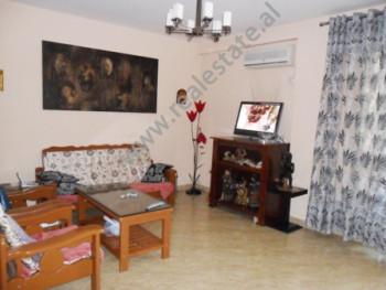 Apartament per shitje ne rrugen Don Bosko ne Tirane. Ndodhet ne katin e 2-te ne nje pallat te ri, d