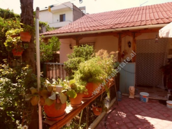 One storey villa for sale in Ilmi Aver Street in Tirana. The villa is located in quiet area and has