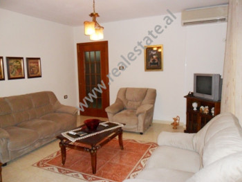 Apartment for rent near Sami Frasheri Street in Tirana.