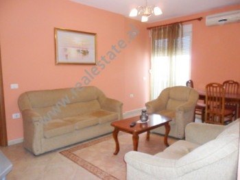 Apartment for rent close to the Center of Tirana. It is situated on the 6-th in a new building, on