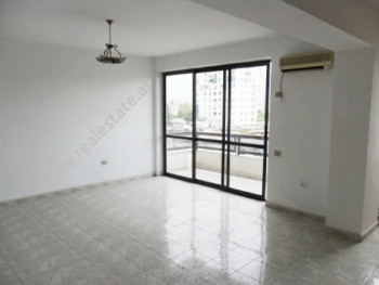 Two bedroom apartment for office rent in Blloku area in Tirana. It is situated on the 6-th floor in