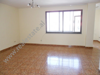 Two bedroom apartment for office for rent in Petro Nini Luarasi Street in Tirana.
