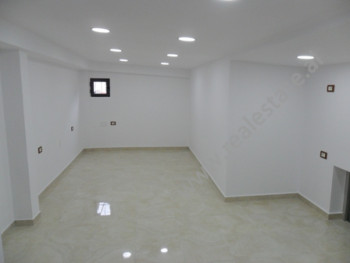 Store for rent in front of Vatican Embassy in Tirana.