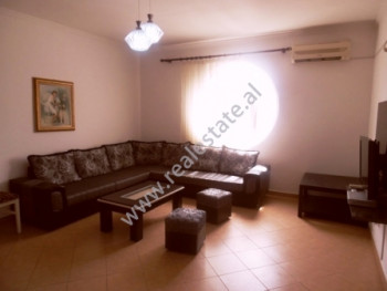 Two bedroom apartment for rent close to Muhamet Gjollesha Street in Tirana. The apartment is situat