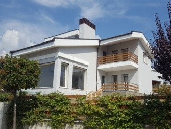 Villa for sale part of a residence in Lunder Village, Tirana.