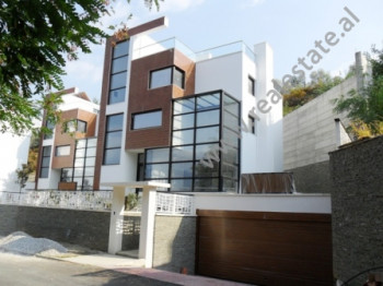 Four storey villa for rent close to TEG Shopping Center in Tirana.