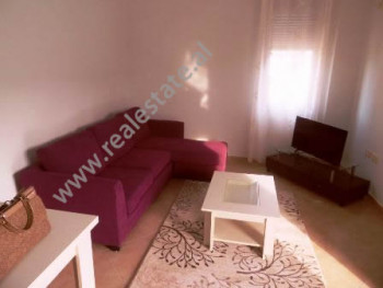Two bedroom apartment for rent near Kristal Center. Is situated on the 3d floor of a new building w