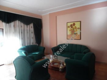 Two bedroom apartment for rent close to Sami Frasheri Street in Tirana.