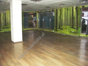 Office for rent close to Tirana Center. It is located on the 2-nd floor of a new building with sepa