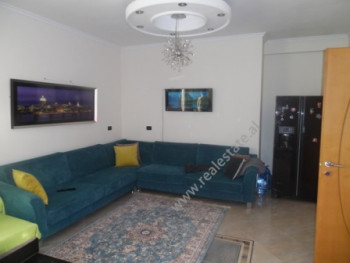 Three bedroom apartment for sale close to Dibra Street in Tirana. The apartment is situated on the