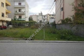 Land for sale close to Fabrika e Qelqit Street in Tirana.