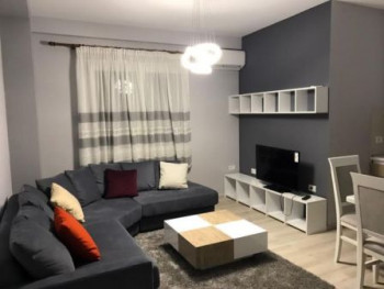 Two bedroom apartment for rent close to Crystal Center in Tirana.
