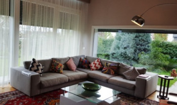 Villa for rent in one of the most preferred areas of Tirana, in Lunder village , very close to TEG s