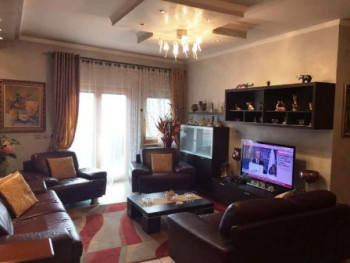 Apartment for rent very close to the center of Tirana. It is positioned on the 10th floor of a new