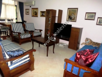 One bedroom apartment for rent close to Elbasani Street. It is situated on the 3-rd floor of a new