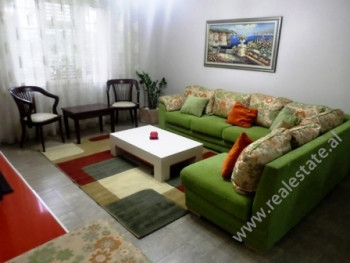 Two bedroom apartment for rent in Xhavit Shyqyri Demneri Street.
