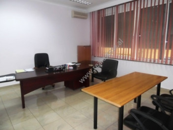 Office space for sale close to Blloku area in Tirana. The office is situated on the 2nd floor of a n