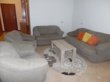 Two bedroom apartment for rent in Frederik Shiroka street in Tirana.