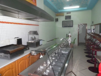 Store for rent in Durresi Street in Tirana.
