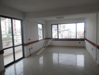 Office for rent close to Sweden Embassy in Tirana. This office has 450 m2 of total space distribute