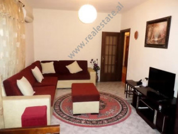 Two bedroom apartment for rent at the beginning of Luigj Gurakuqi Street.