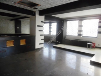 Store for rent close to National Park in Tirana.