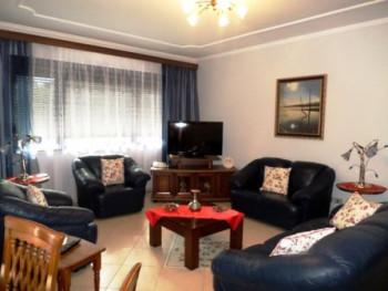 Apartment for rent close to Qemal Stafa Stadium, in Dervish Hima Street in Tirana. Perfect located