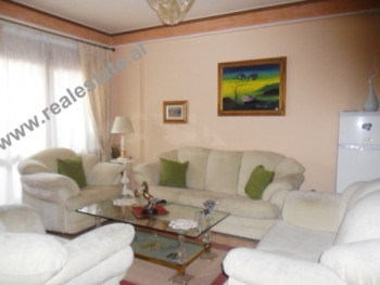 Three bedroom apartment for rent in Him Kolli street in Trana. The apartment is situated on 11th fl