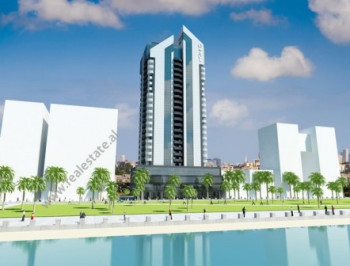 Apartments for sale in Taulantia Street in Durres. There are located at a brand new Residence of th