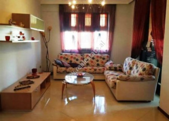 Two bedroom apartment for rent in 21 Dhjetori area in Tirana.