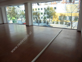 Office space for sale in Sami Frasheri Street in Tirana.It is situated on the second floor of a new