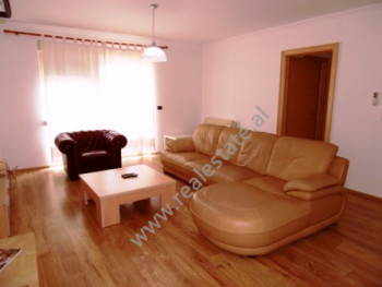 Two bedroom apartment for rent in Bogdaneve street in Tirana.