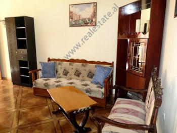 One bedroom apartment for rent close to Vizion Plus Complex in Tirana. It is situated on the 2-nd f