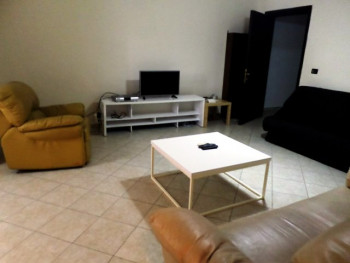 One bedroom apartment for rent in Bogdaneve street in Tirana.